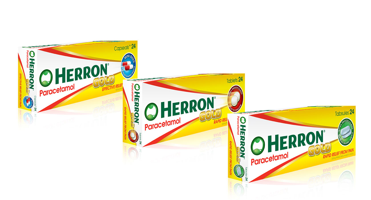 Herron packaging