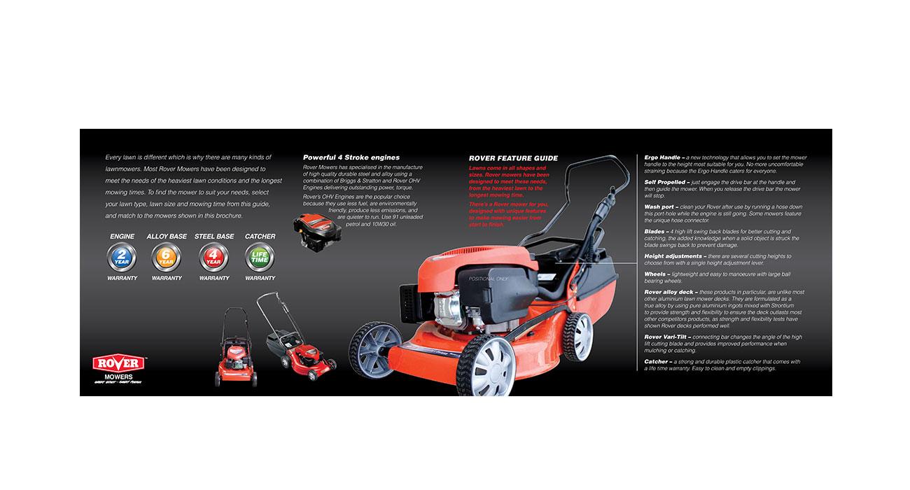 Rover Brochure