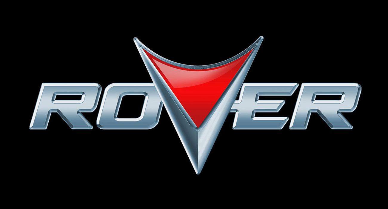 Rover logo concept